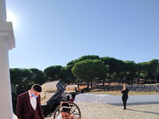 La boda de Carlos  y Jessica  en Villablanca, Huelva 10