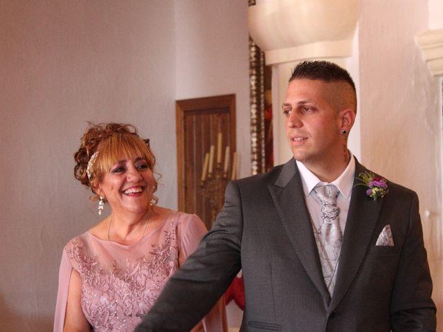La boda de Carlos  y Jessica  en Villablanca, Huelva 25