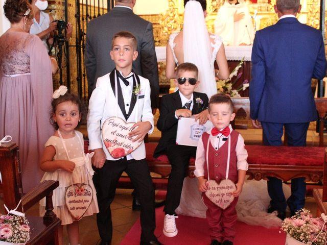 La boda de Carlos  y Jessica  en Villablanca, Huelva 27