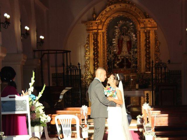 La boda de Carlos  y Jessica  en Villablanca, Huelva 28
