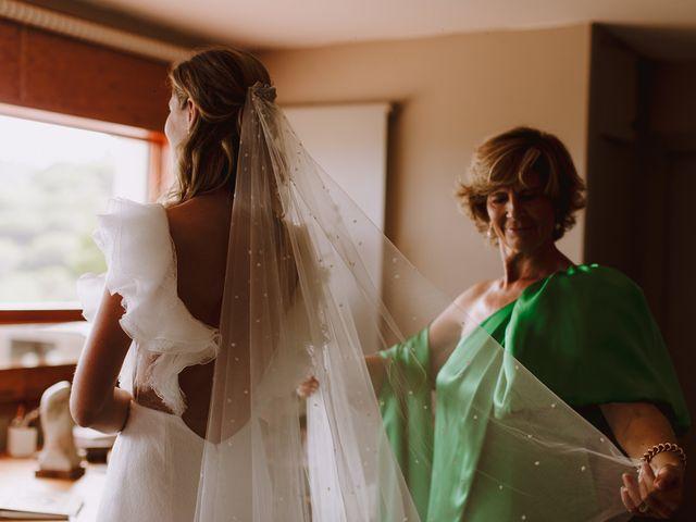 La boda de Mathieu y Marta en Sant Andreu De Llavaneres, Barcelona 22