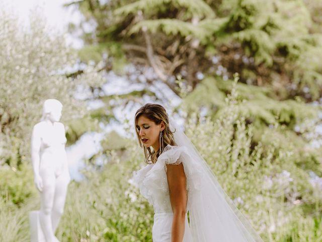 La boda de Mathieu y Marta en Sant Andreu De Llavaneres, Barcelona 39