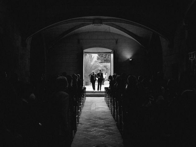 La boda de Mathieu y Marta en Sant Andreu De Llavaneres, Barcelona 41