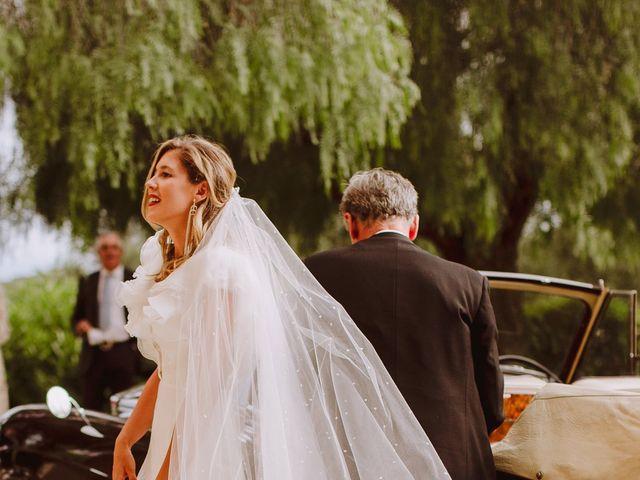 La boda de Mathieu y Marta en Sant Andreu De Llavaneres, Barcelona 45