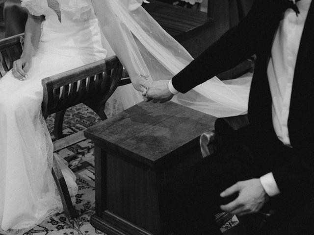 La boda de Mathieu y Marta en Sant Andreu De Llavaneres, Barcelona 53