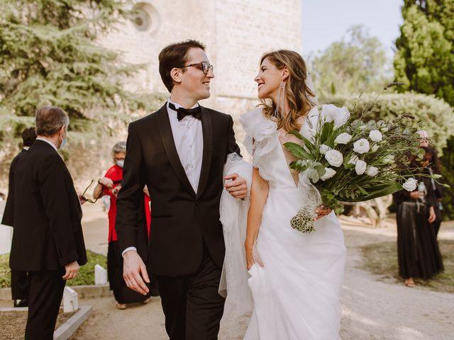 La boda de Mathieu y Marta en Sant Andreu De Llavaneres, Barcelona 57
