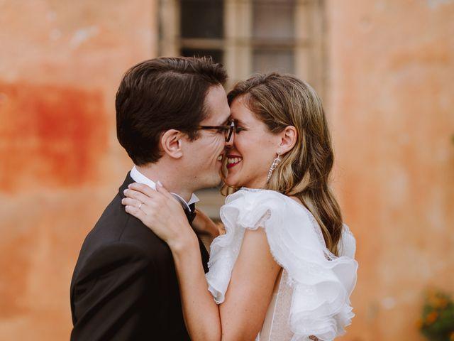 La boda de Mathieu y Marta en Sant Andreu De Llavaneres, Barcelona 62