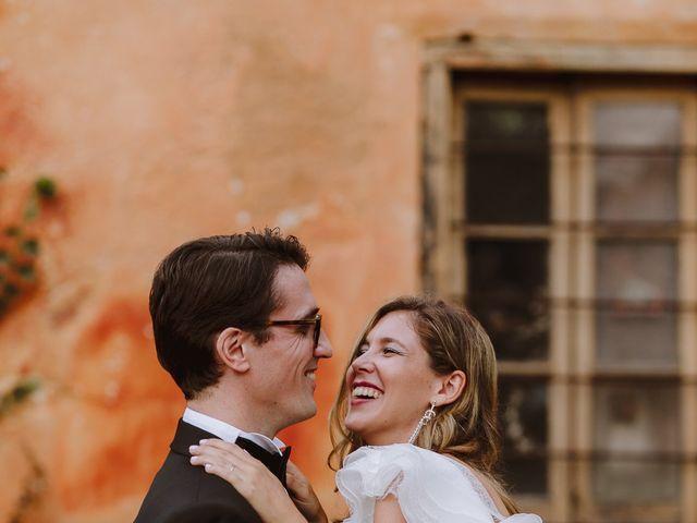 La boda de Mathieu y Marta en Sant Andreu De Llavaneres, Barcelona 65