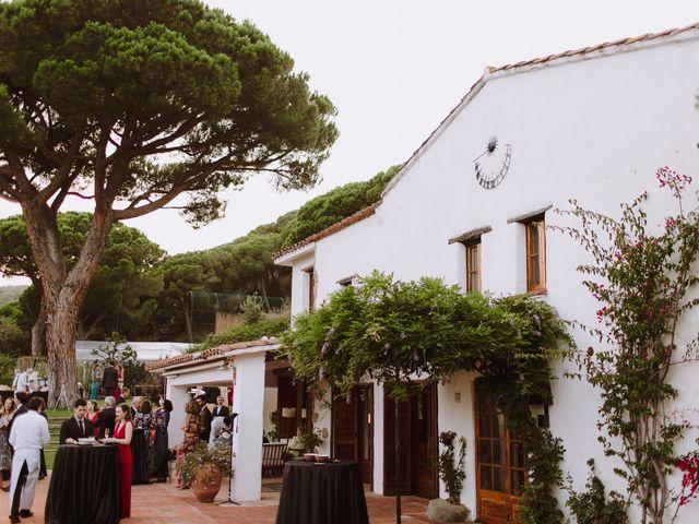 La boda de Mathieu y Marta en Sant Andreu De Llavaneres, Barcelona 81