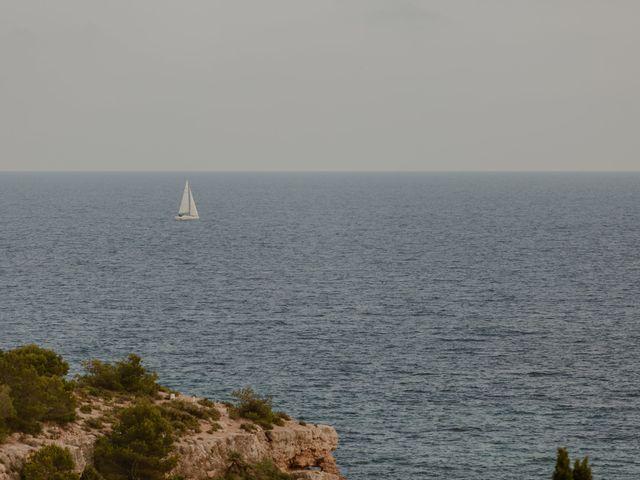 La boda de Josep y Mónica en L' Ametlla De Mar, Tarragona 1