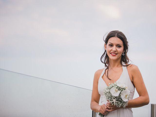 La boda de Josep y Mónica en L' Ametlla De Mar, Tarragona 31