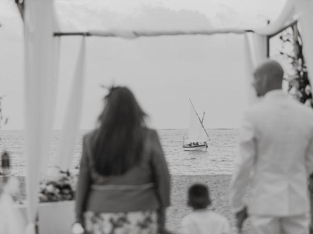 La boda de Josep y Mónica en L' Ametlla De Mar, Tarragona 36