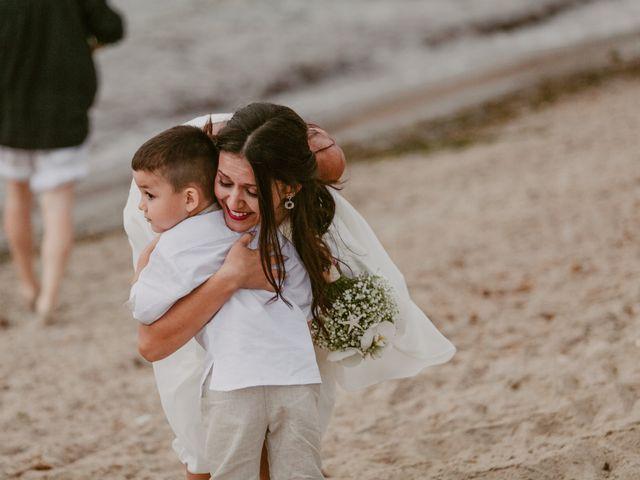 La boda de Josep y Mónica en L' Ametlla De Mar, Tarragona 38
