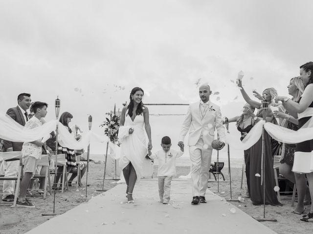 La boda de Josep y Mónica en L' Ametlla De Mar, Tarragona 43