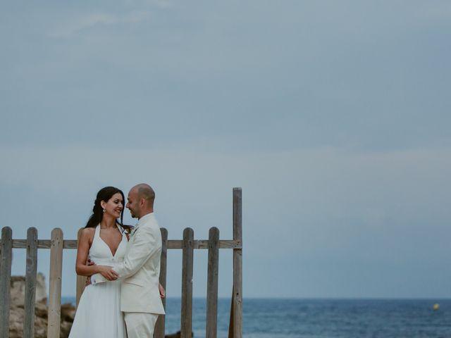 La boda de Josep y Mónica en L' Ametlla De Mar, Tarragona 48