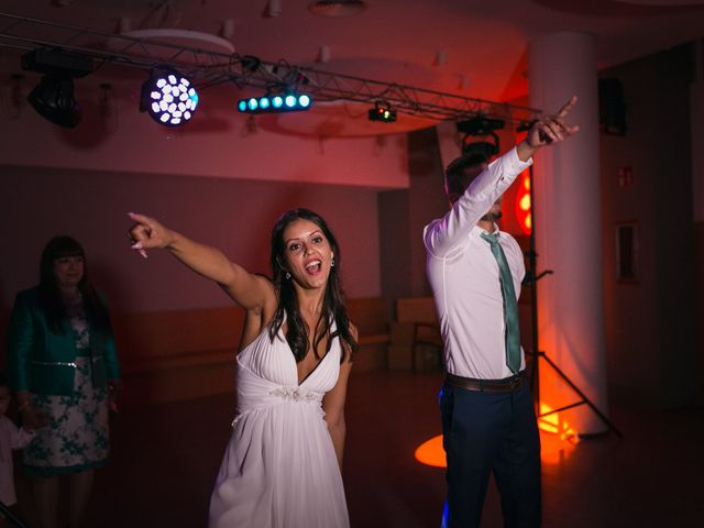 La boda de Josep y Mónica en L' Ametlla De Mar, Tarragona 59