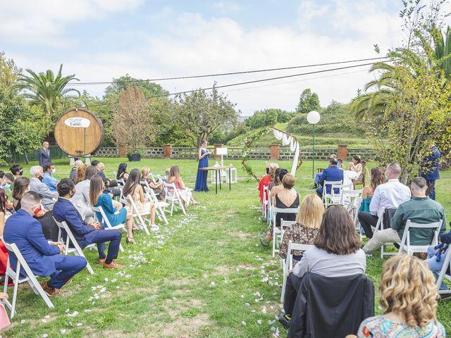 La boda de Antón y Sara en Gijón, Asturias 45