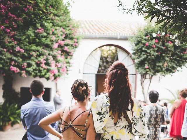 La boda de Jaime y Marian en Carmona, Sevilla 35