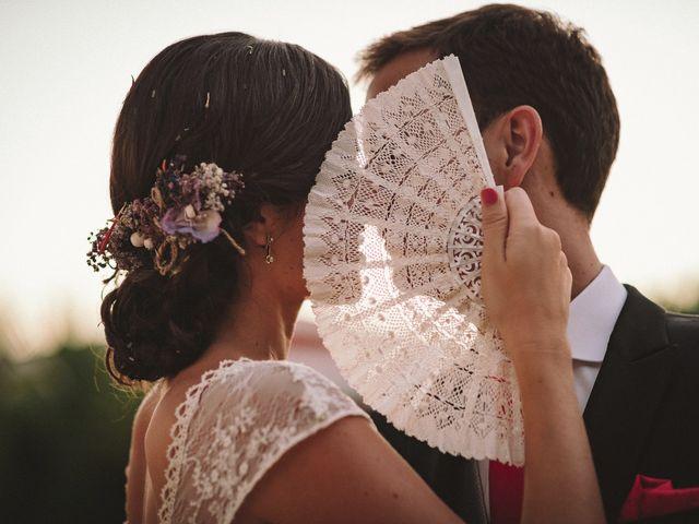 La boda de Marian y Jaime