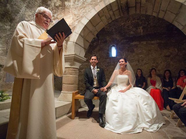 La boda de Lluis y Mireia en Igualada, Barcelona 5