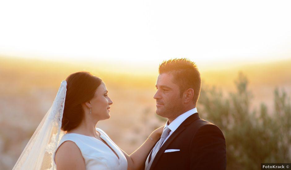 La boda de Jose Antonio y Selene en Padul, Granada