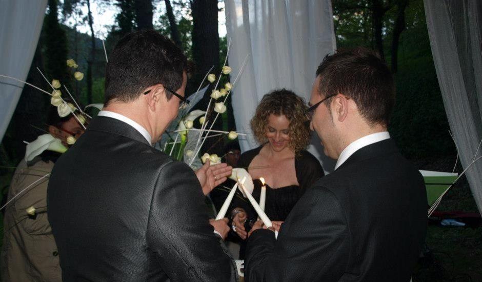 La boda de Xevi y Gilmar en Girona, Girona
