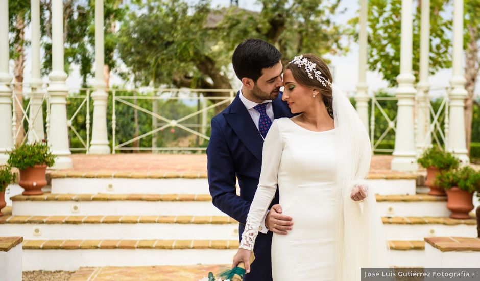 La boda de José Antonio y Carmen en Fuente Palmera, Córdoba