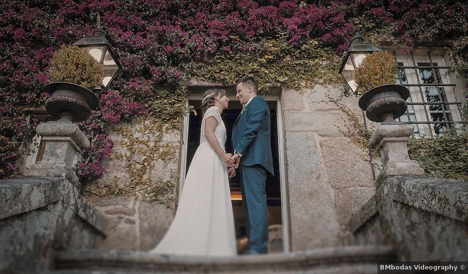 La boda de Jon y Rocío en Pontevedra, Pontevedra