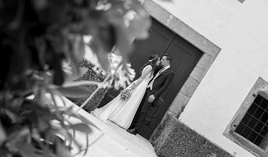 La boda de Daniel y Paula en O Bidueiro (Ordes), A Coruña
