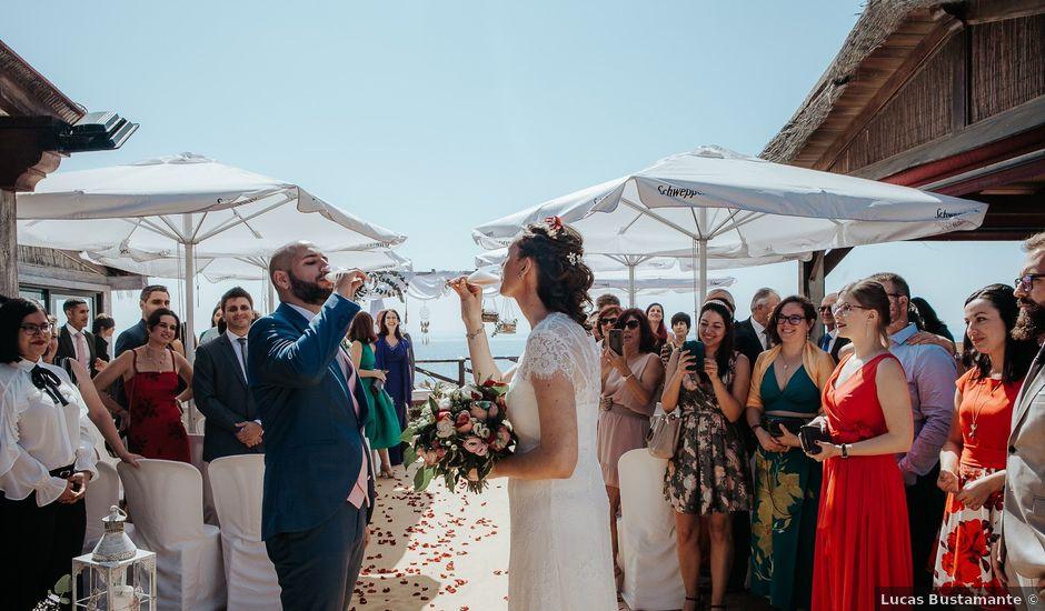 La boda de Jesús y Bea en Benajarafe, Málaga