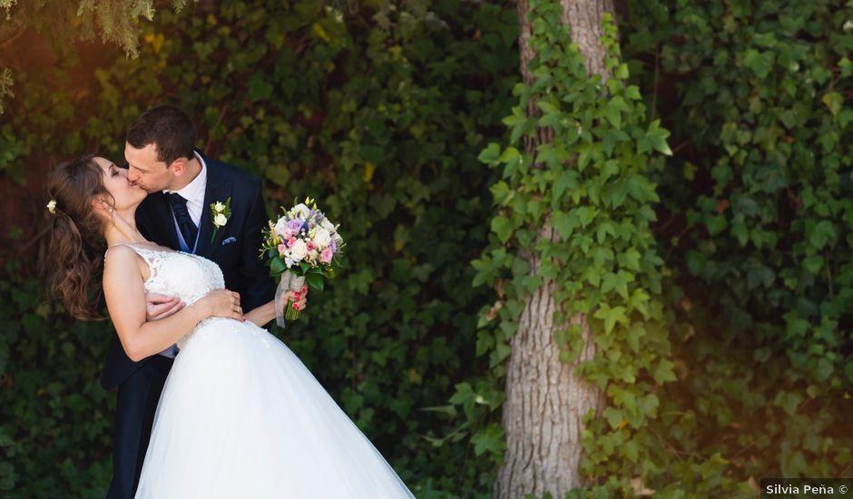 La boda de Alex y Yanire en Fuentes De Ebro, Zaragoza