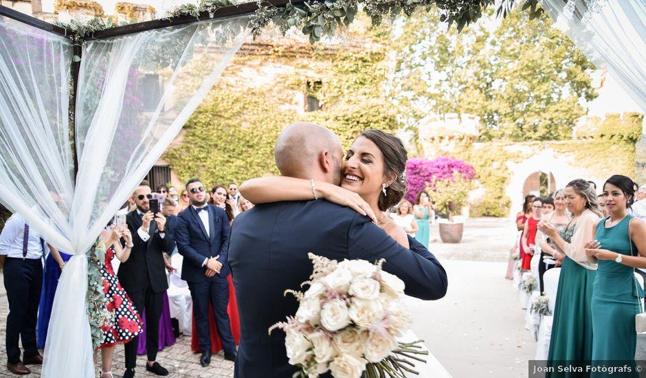 La boda de Pedro y Sandra en Arenys De Munt, Barcelona