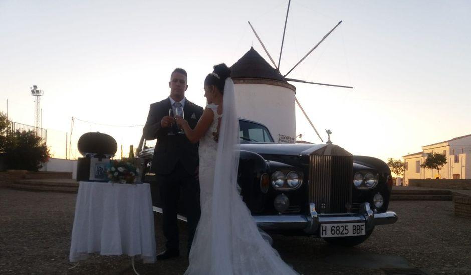 La boda de Carlos  y Jessica  en Villablanca, Huelva