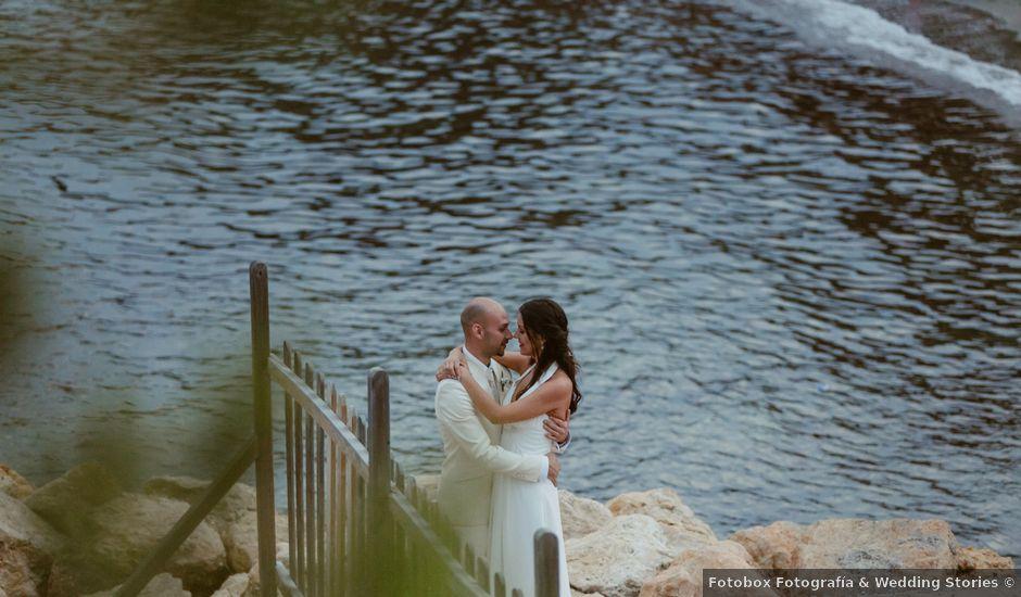 La boda de Josep y Mónica en L' Ametlla De Mar, Tarragona