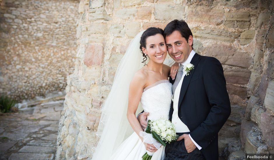 La boda de Lluis y Mireia en Igualada, Barcelona