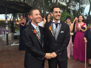 La boda de Juan Carlos y Jose Miguel