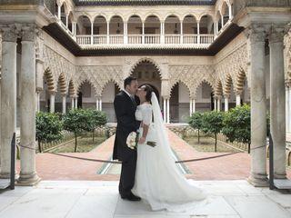 La boda de Jesús y Rocío