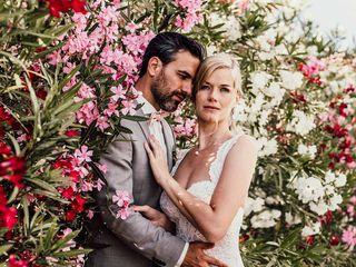 La boda de Anneke y Simon 2
