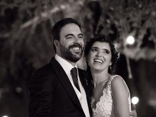 La boda de Isabel y Nono