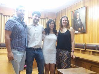 La boda de Isabel y Israel 2