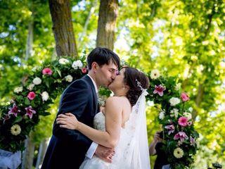 La boda de Isabel y Israel