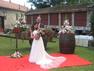 La boda de Albert y Bea