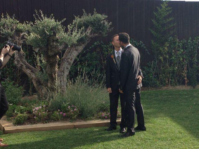 La boda de Jose Miguel y Juan Carlos en Torrejon De Velasco, Madrid 1