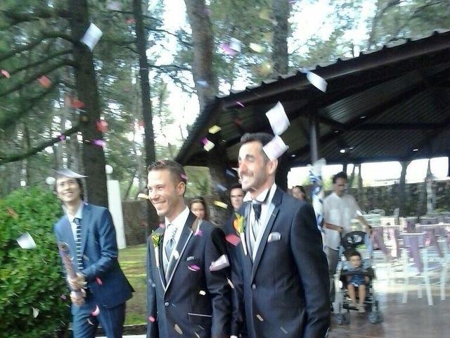 La boda de Jose Miguel y Juan Carlos en Torrejon De Velasco, Madrid 3