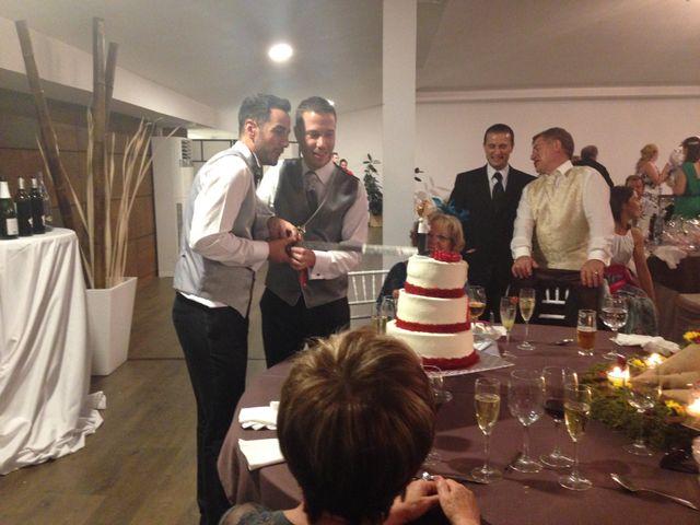 La boda de Jose Miguel y Juan Carlos en Torrejon De Velasco, Madrid 4