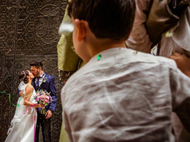 La boda de Sergio y Maria en San Juan Mozarrifar, Zaragoza 9