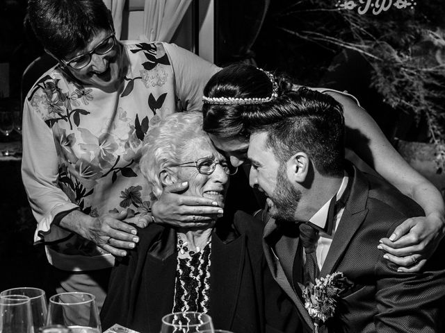 La boda de Sergio y Maria en San Juan Mozarrifar, Zaragoza 11