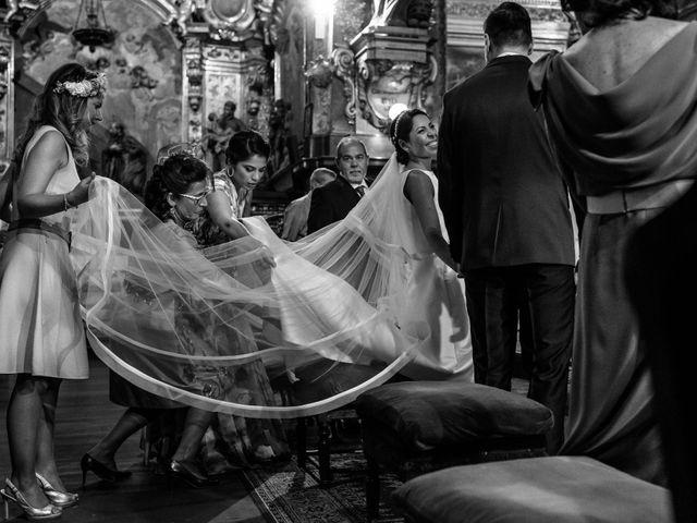 La boda de Sergio y Maria en San Juan Mozarrifar, Zaragoza 13