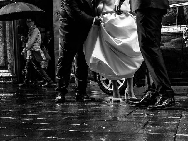 La boda de Sergio y Maria en San Juan Mozarrifar, Zaragoza 15