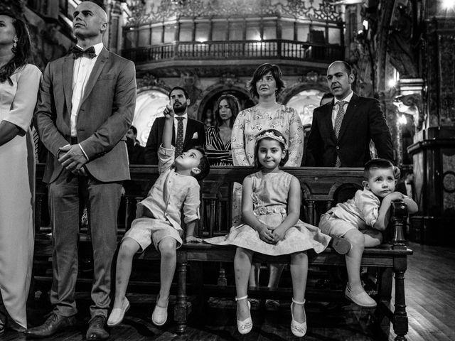 La boda de Sergio y Maria en San Juan Mozarrifar, Zaragoza 25